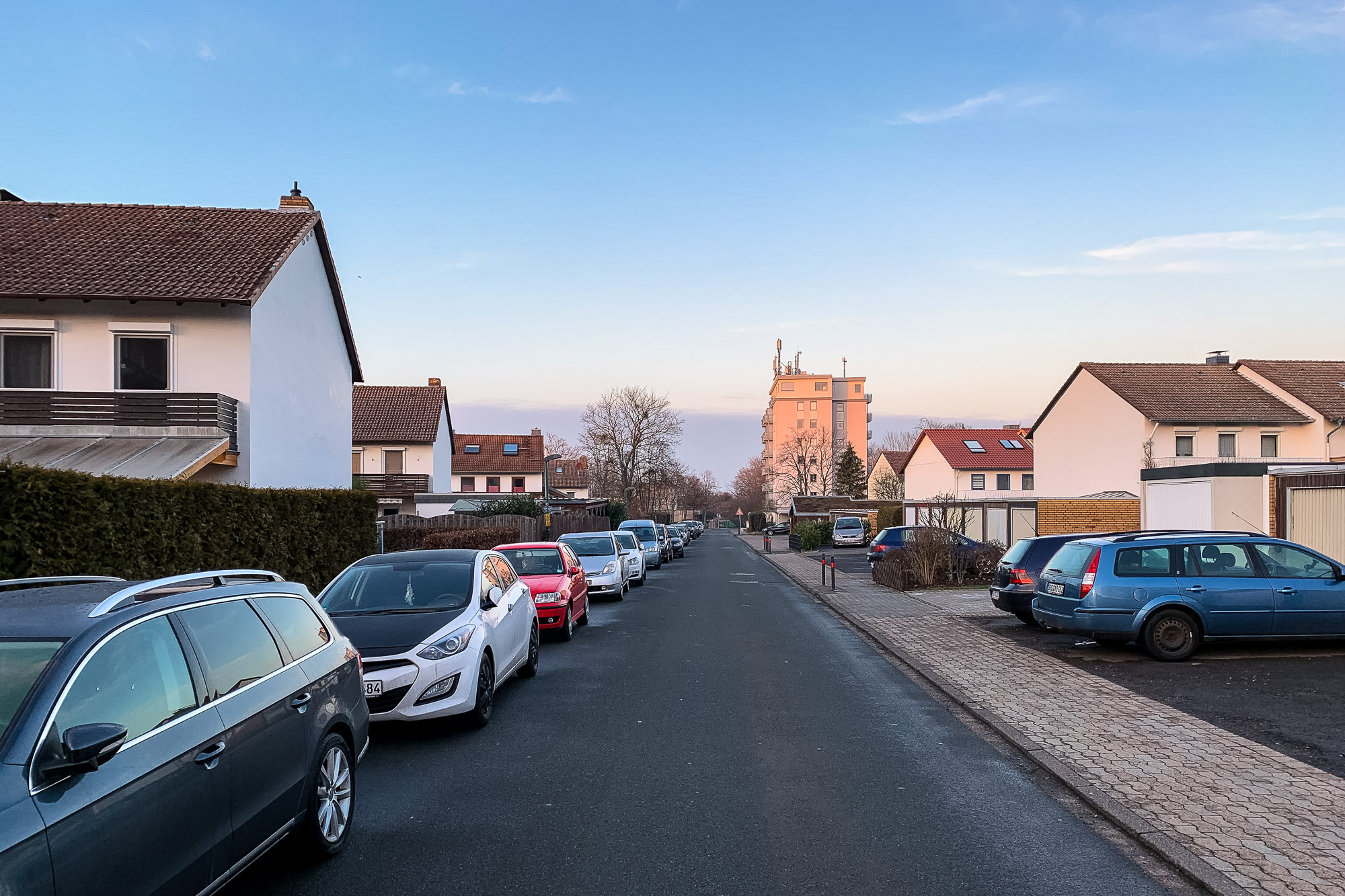 Bad Nenndorf high-rise