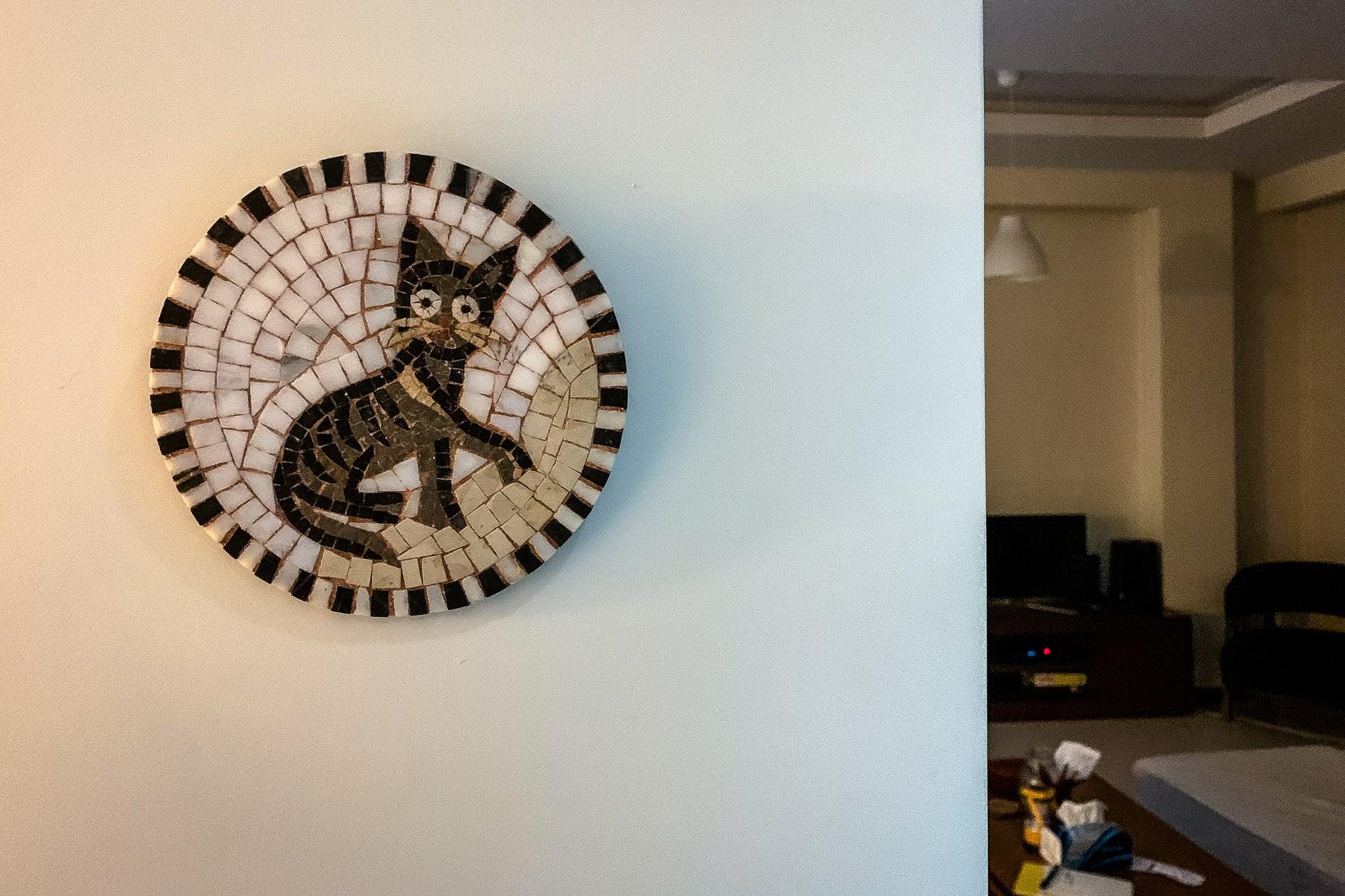 mosaicat room