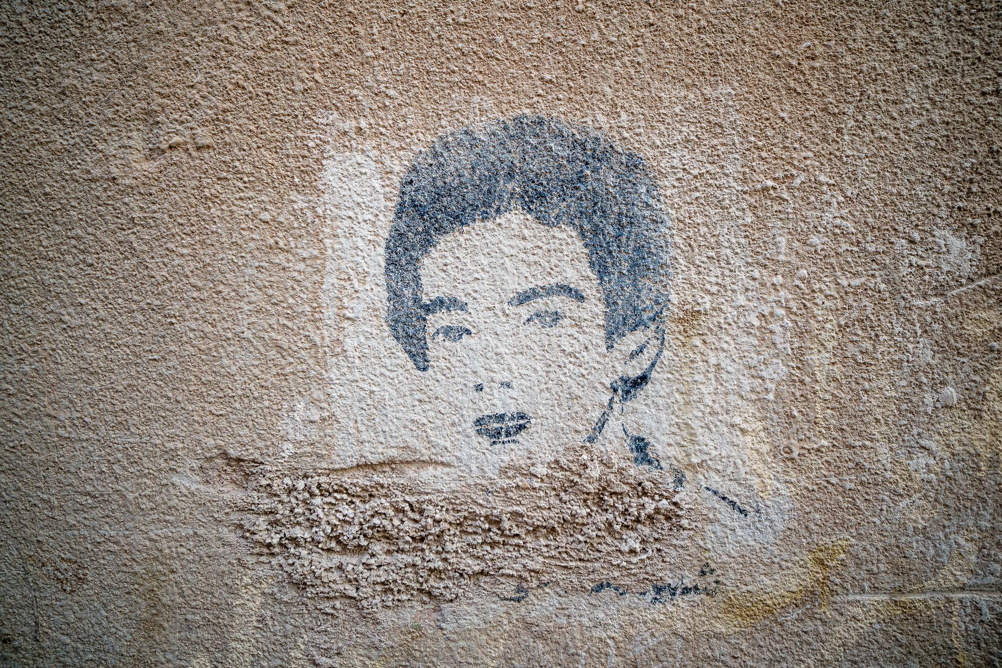 graffito in Shiraz