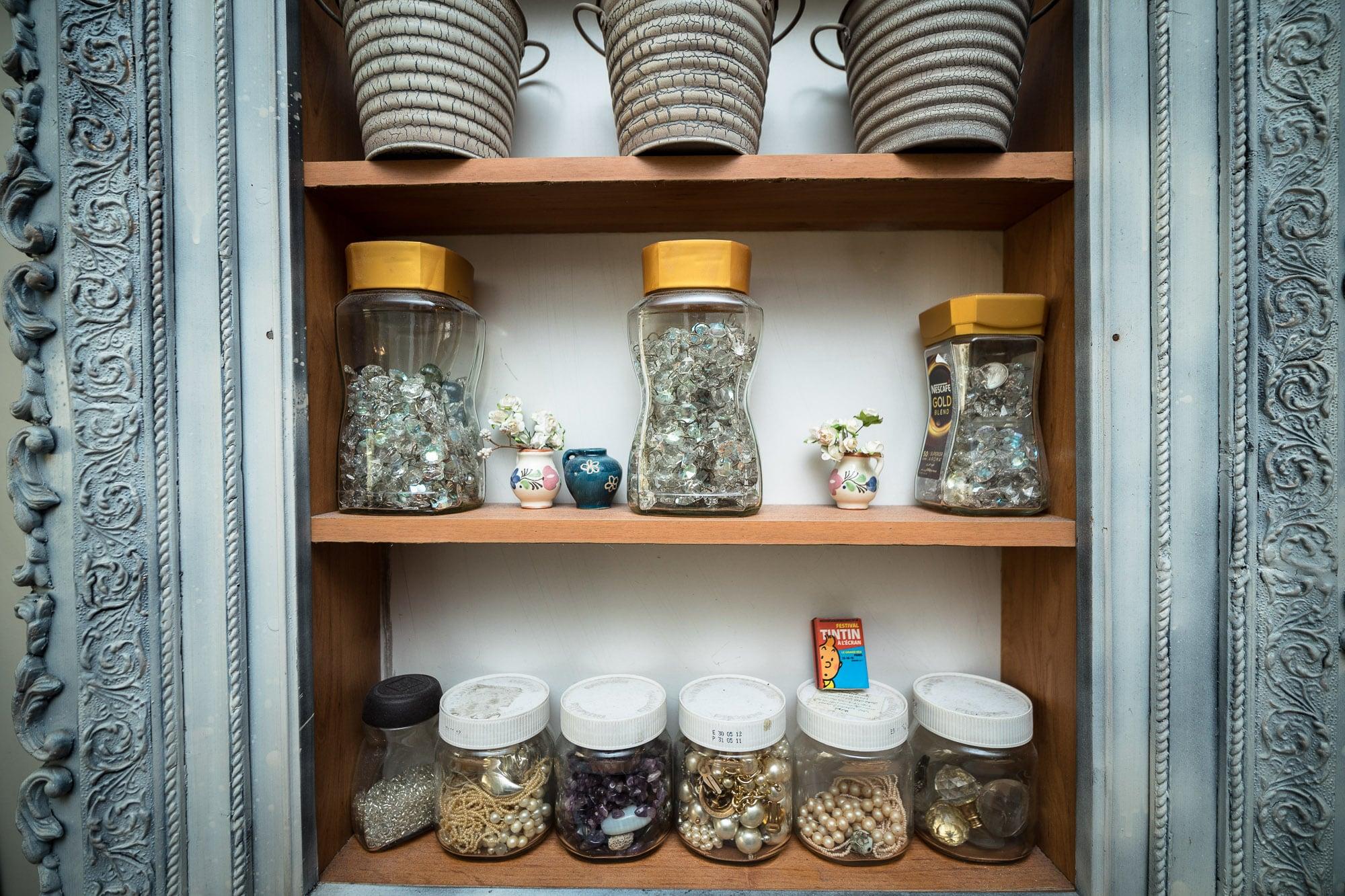 little things in jars