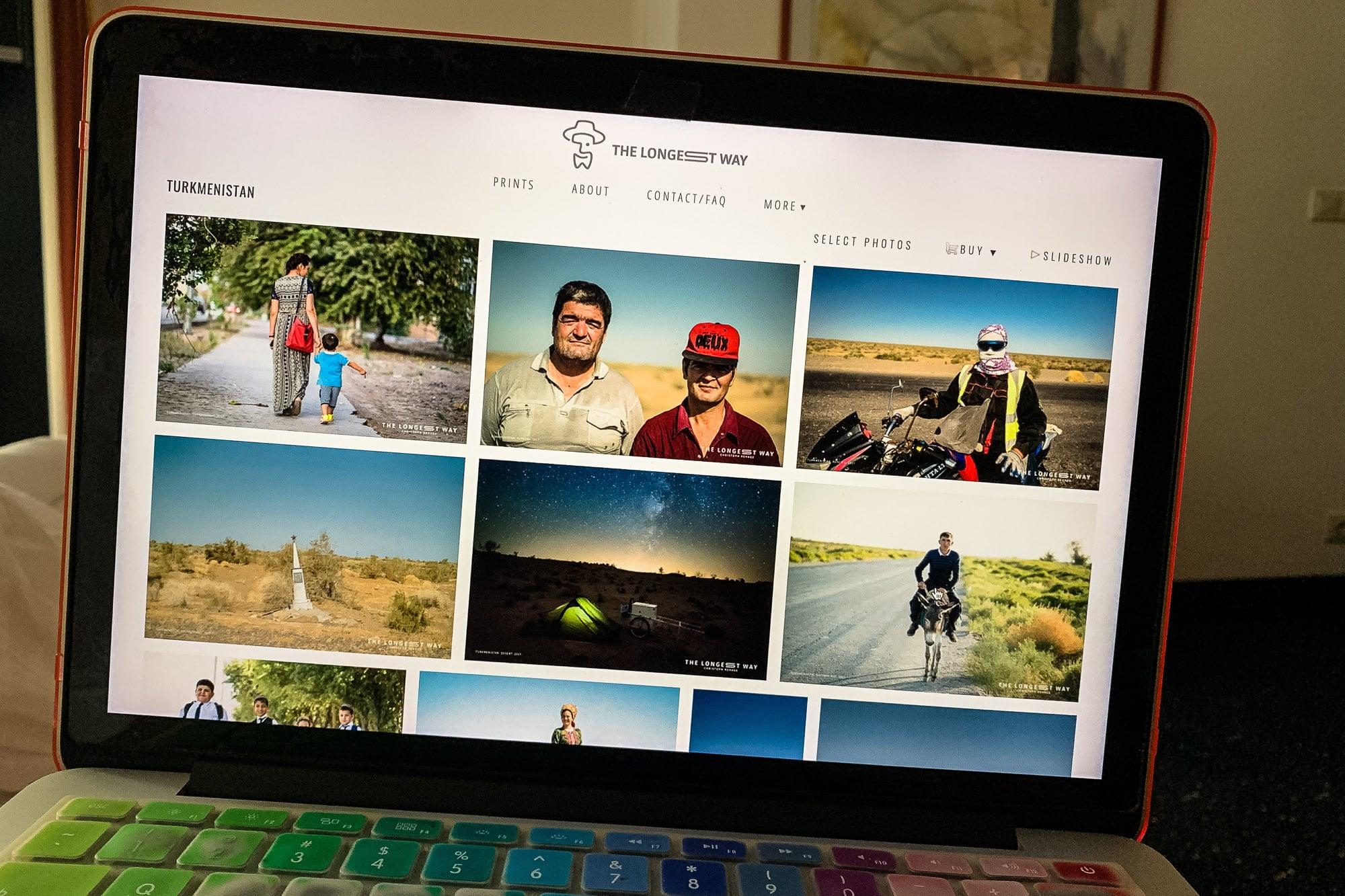 Turkmenistan album