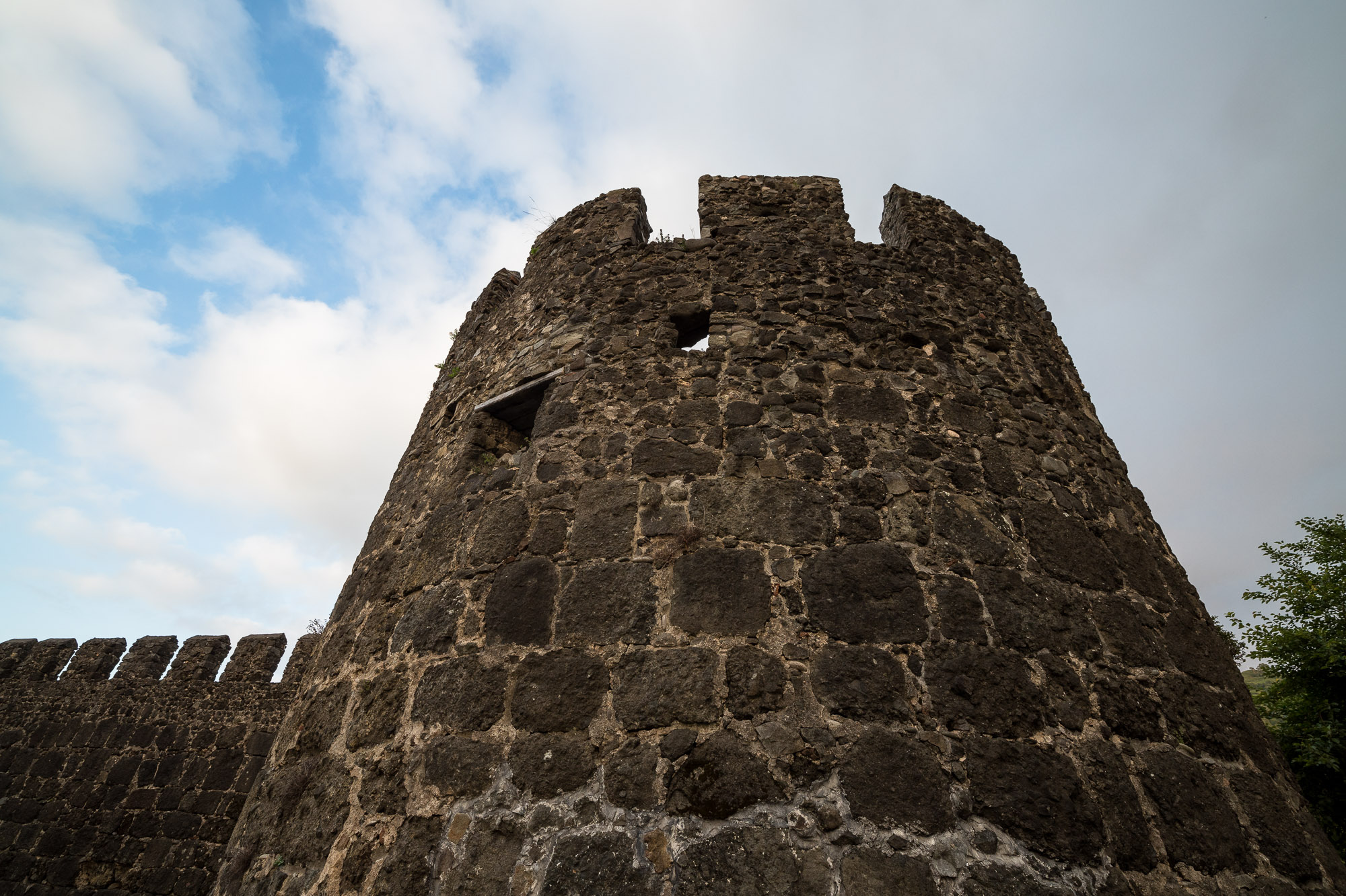 Gonio Fortress tower