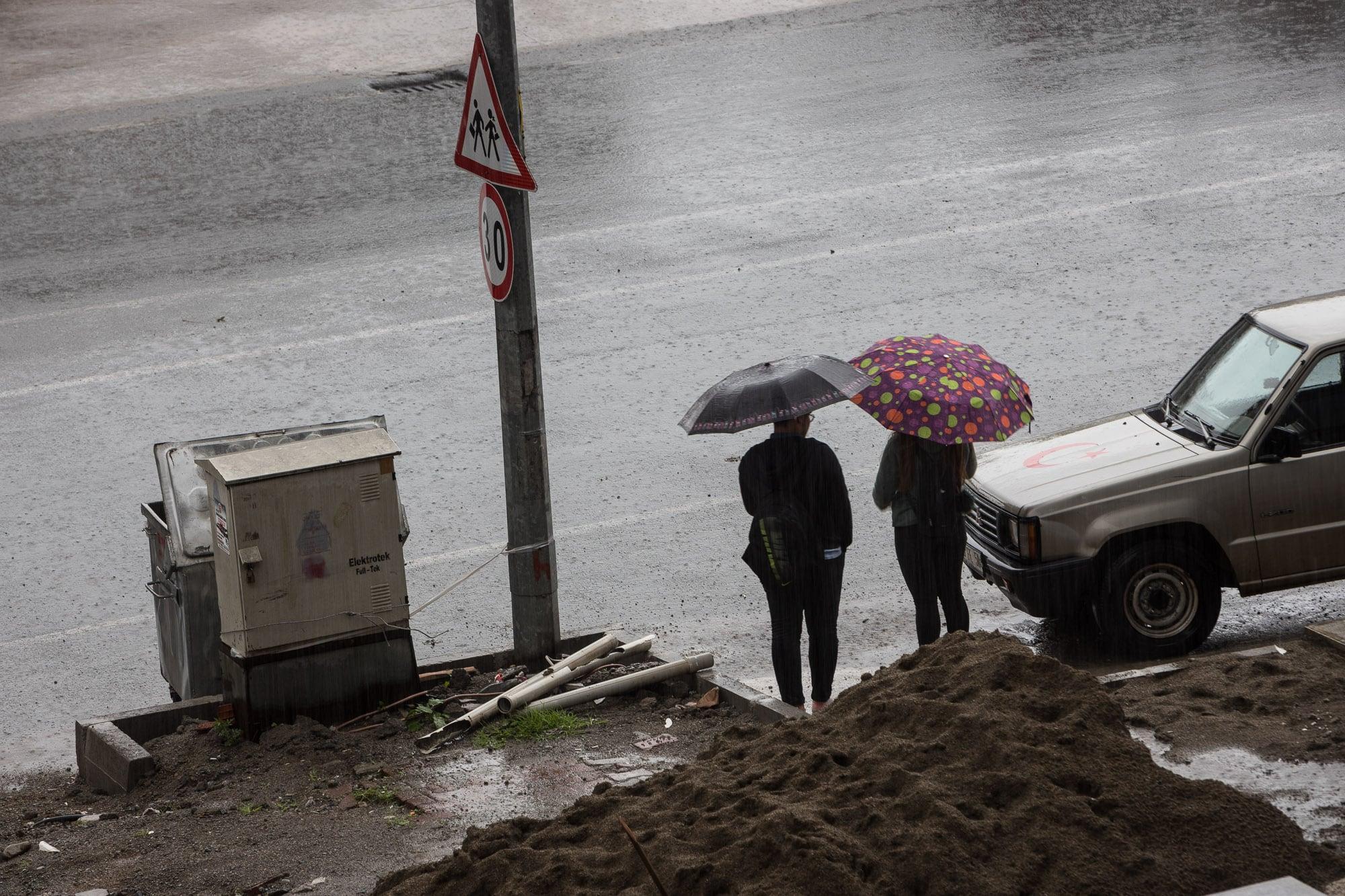 rain in Ardesen