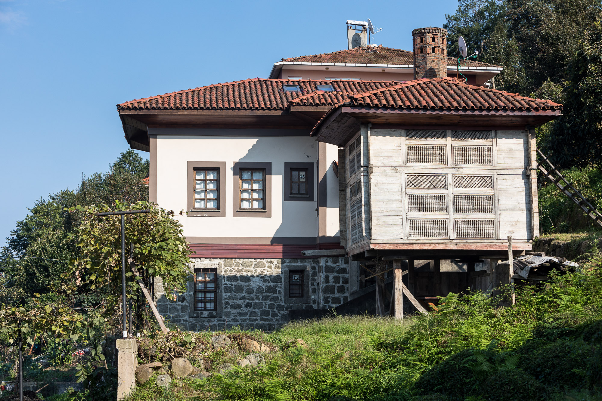 country house near Rize