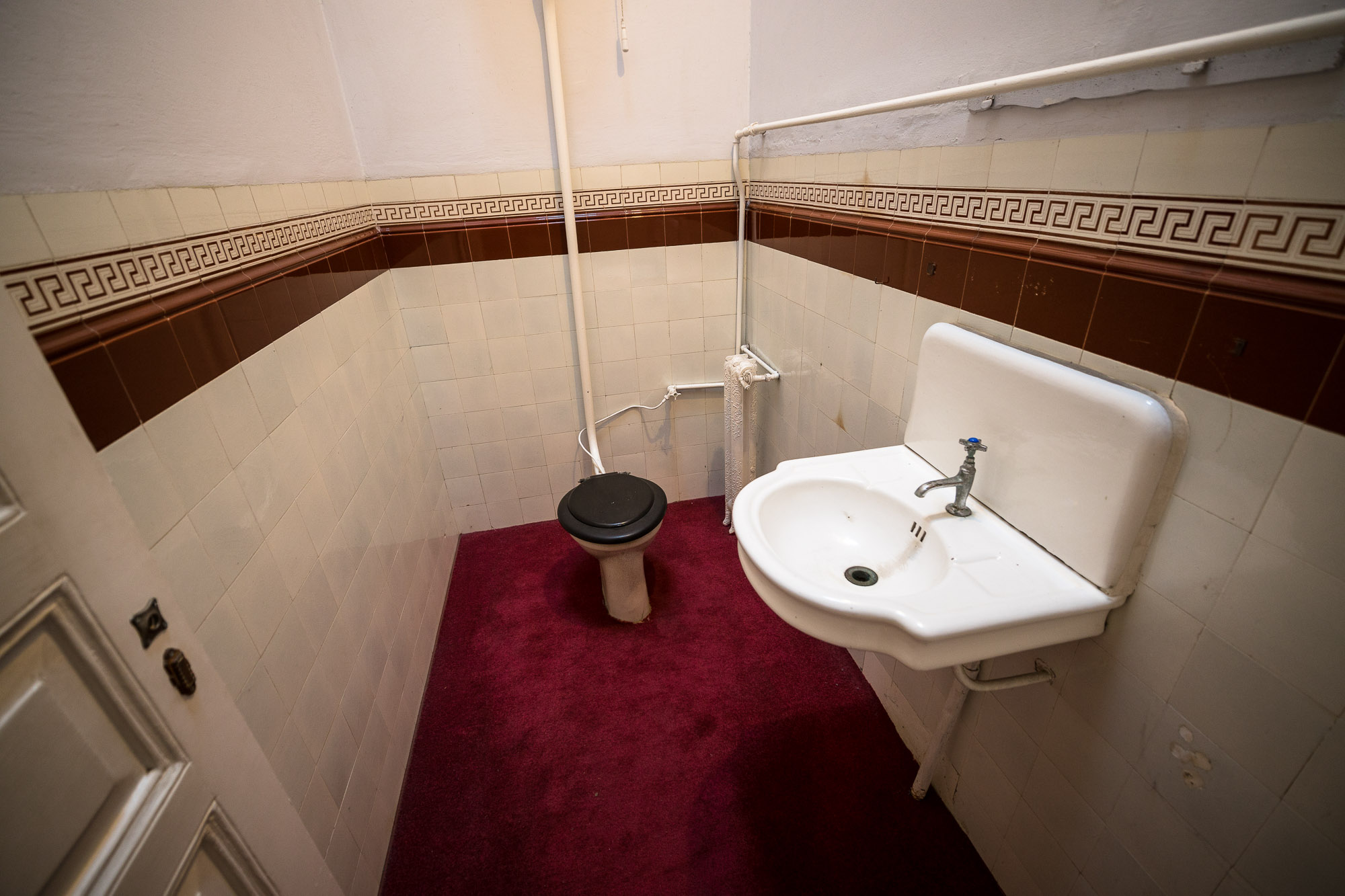 Atatürk's toilet