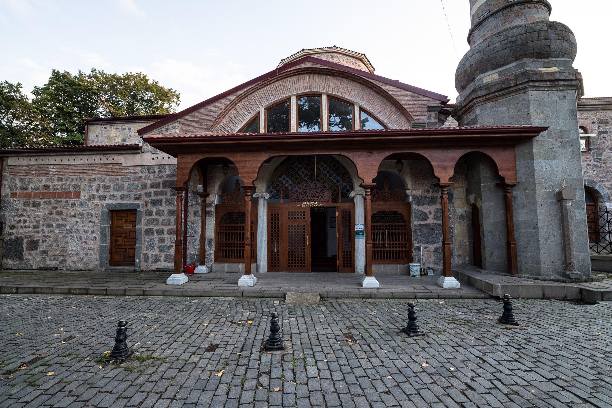 Ortahisar Fatih mosque