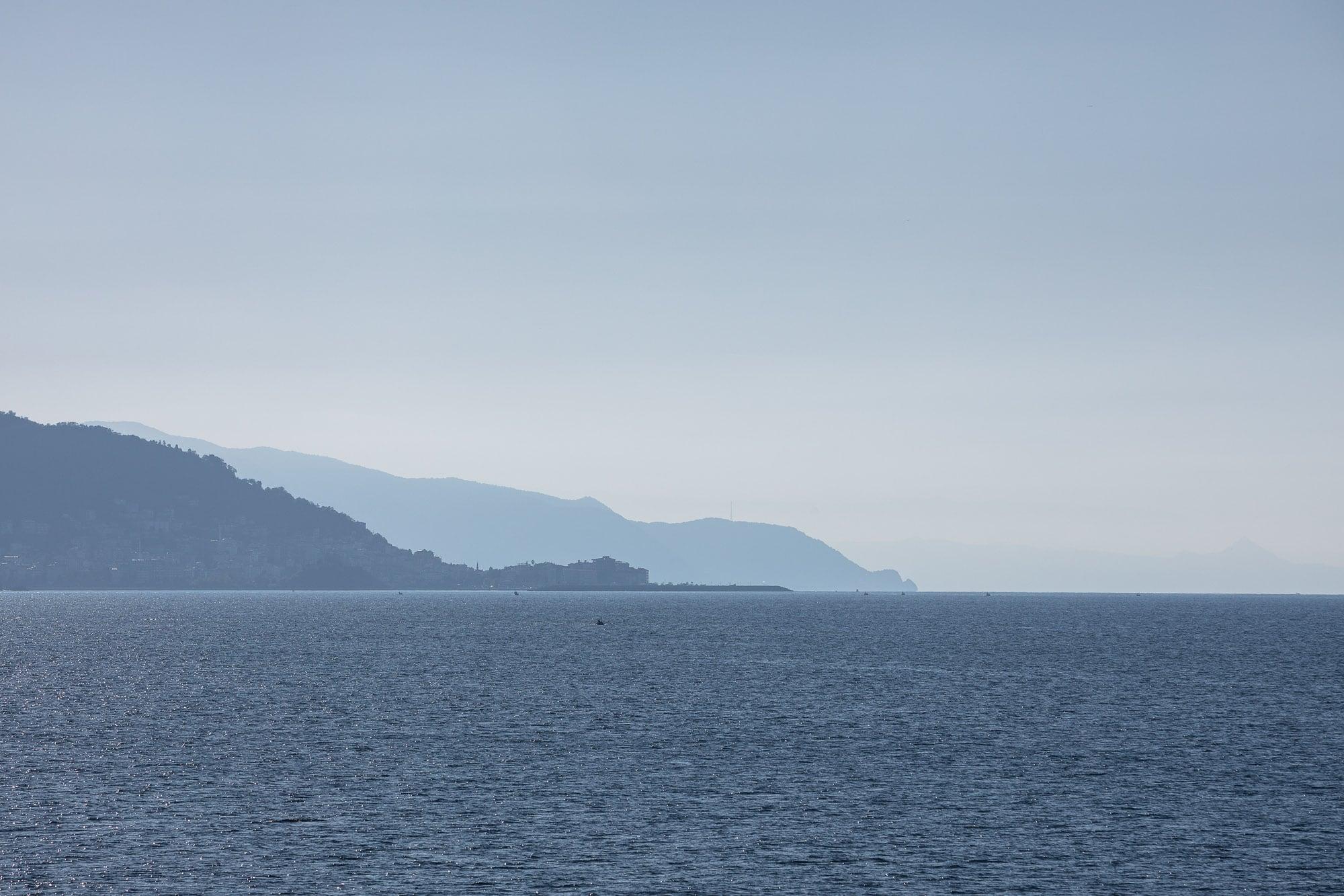 Black Sea near Görele