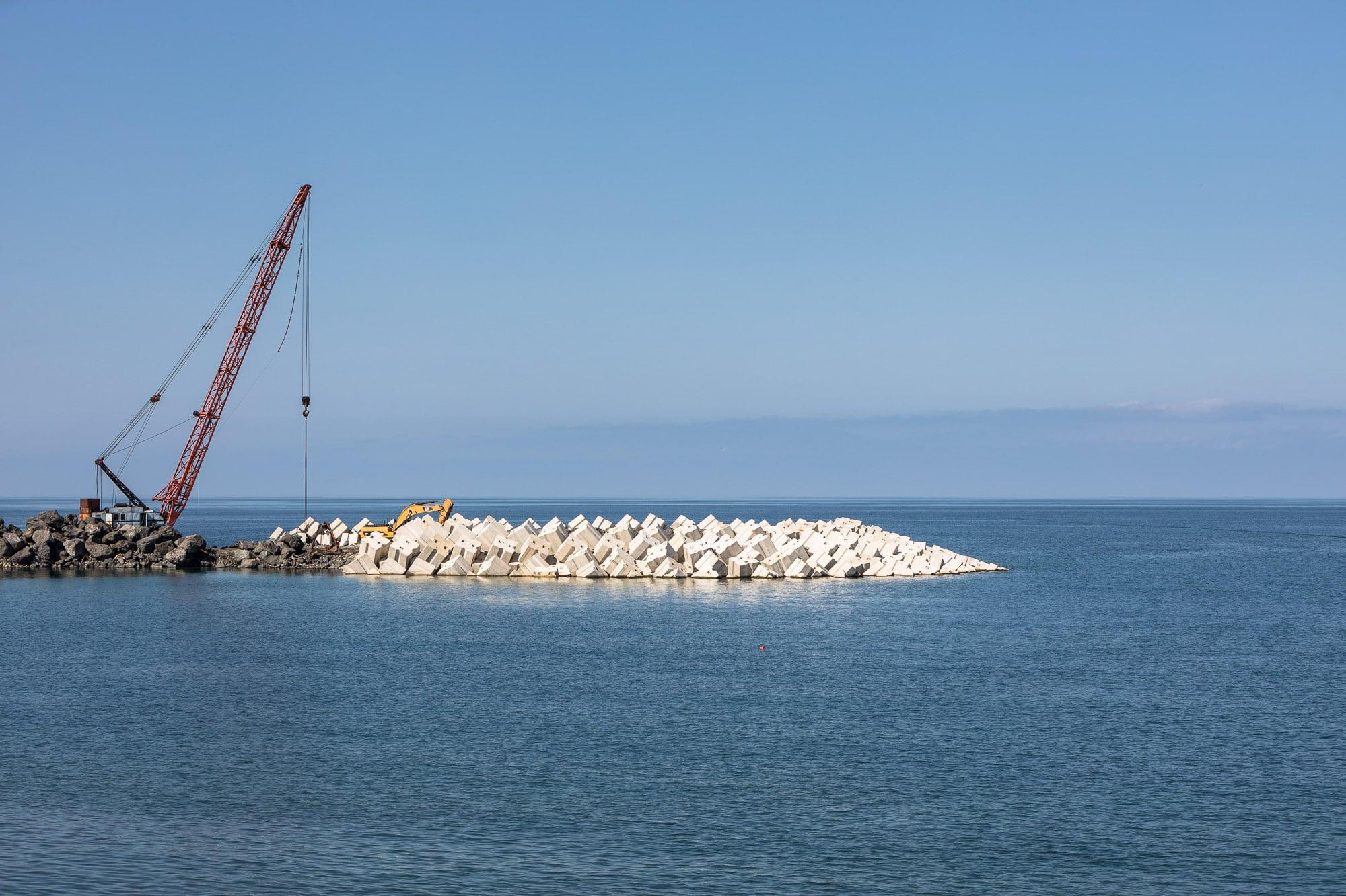 Black Sea works