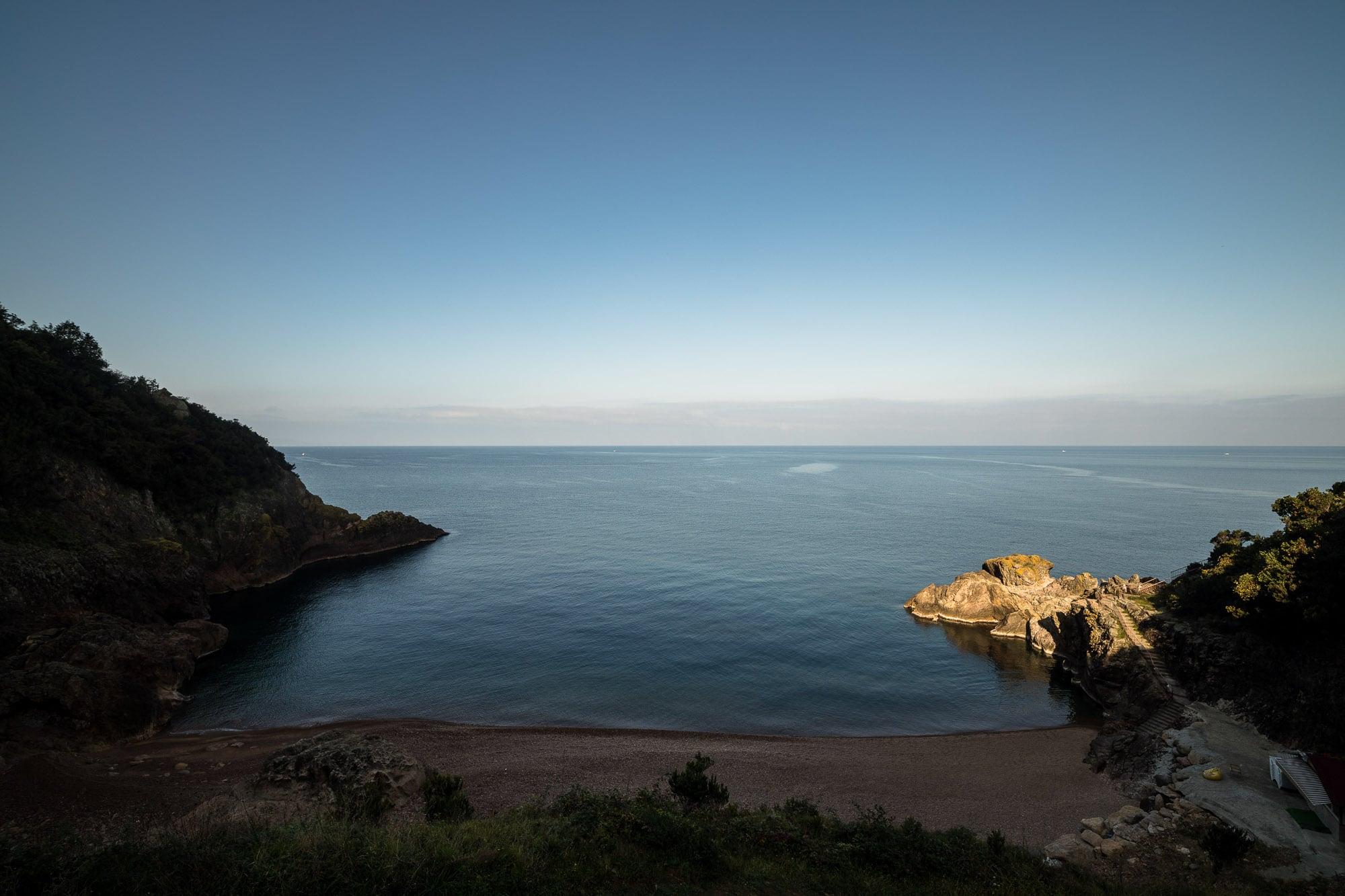 Uluburun cliff