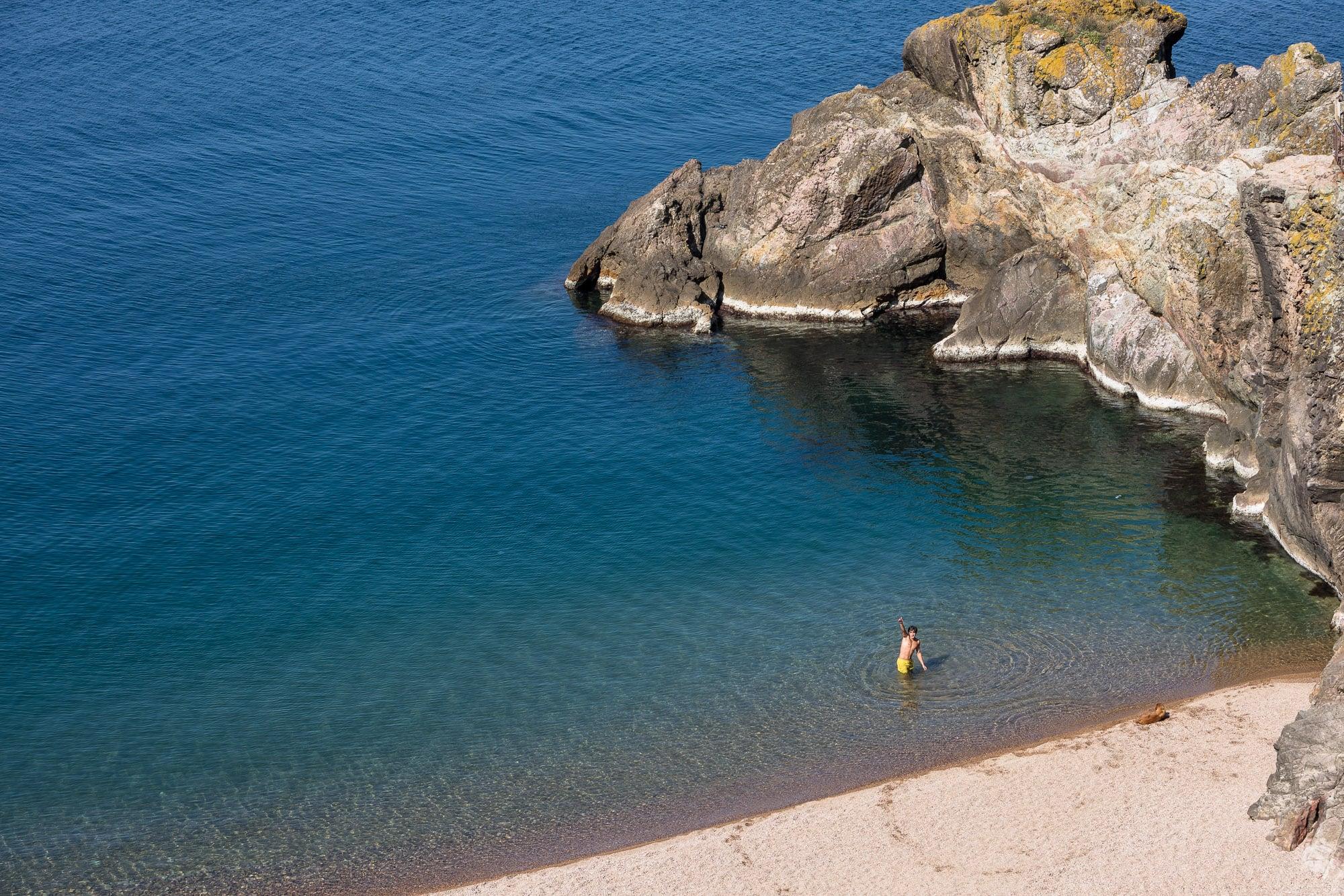 Uluburun beach