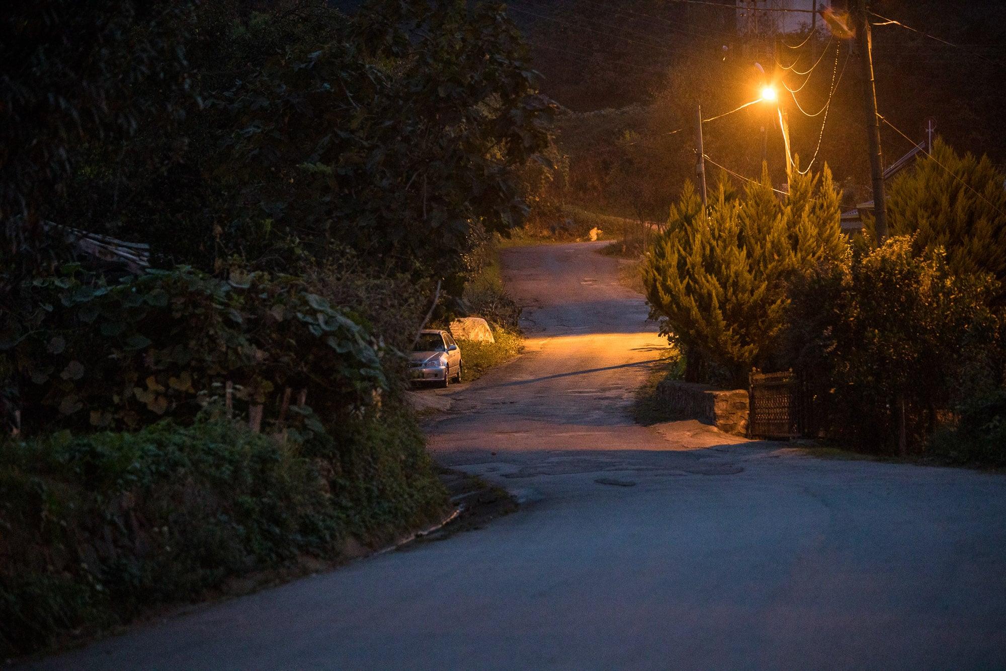 arriving in Giresun