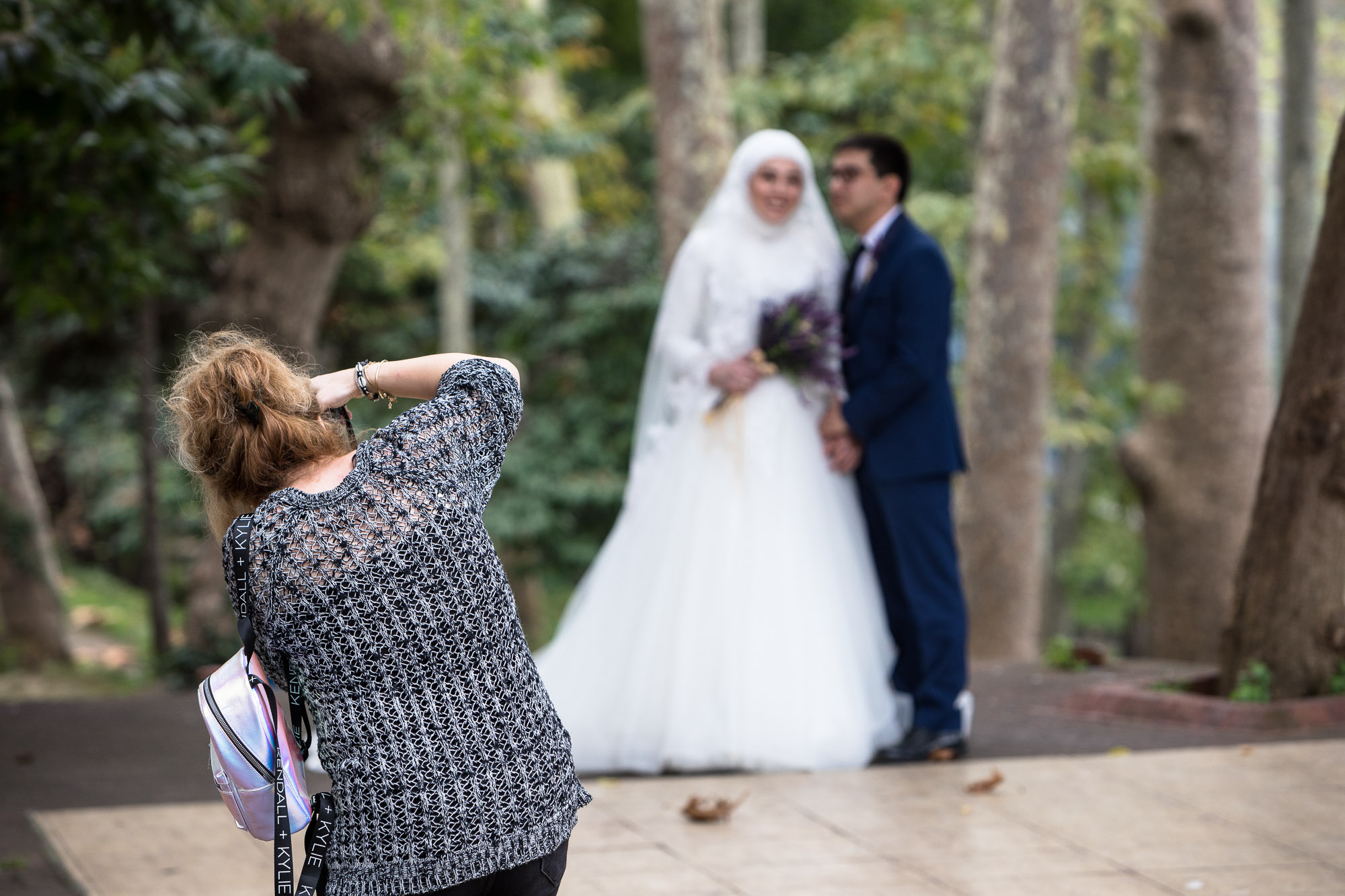 wedding photos at Giresun Castle
