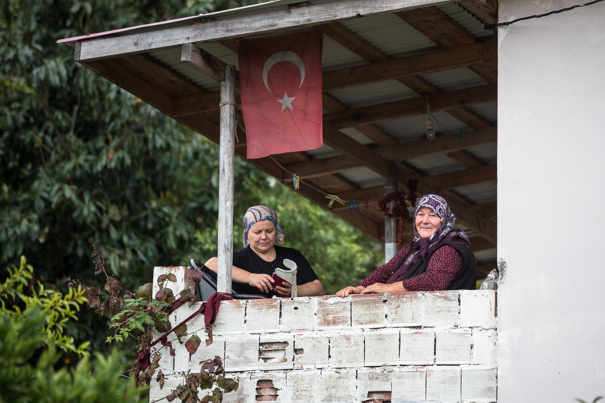 Turkish ladies