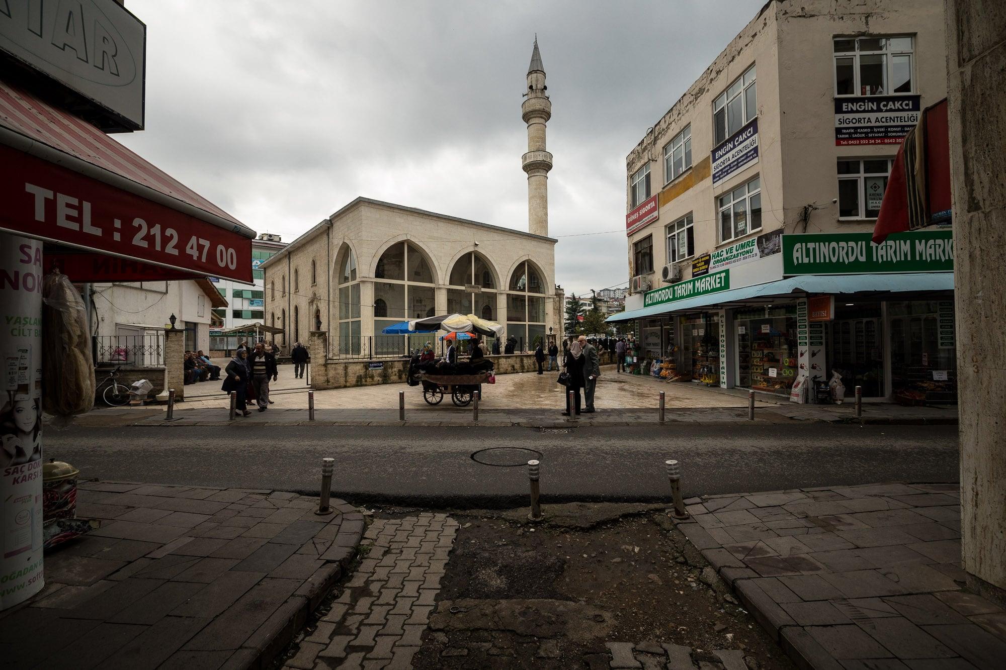 Atik Ibrahim Pasa mosque