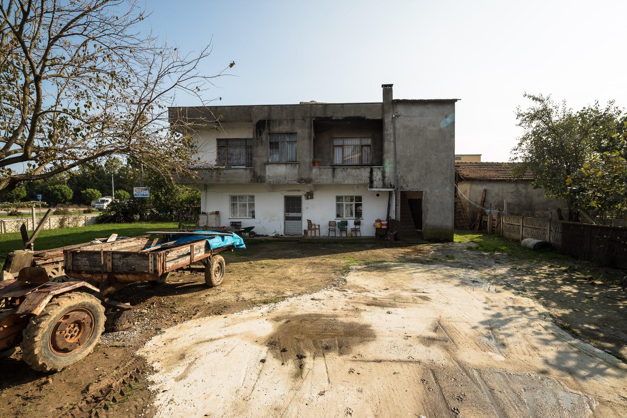 Jamaltai's house