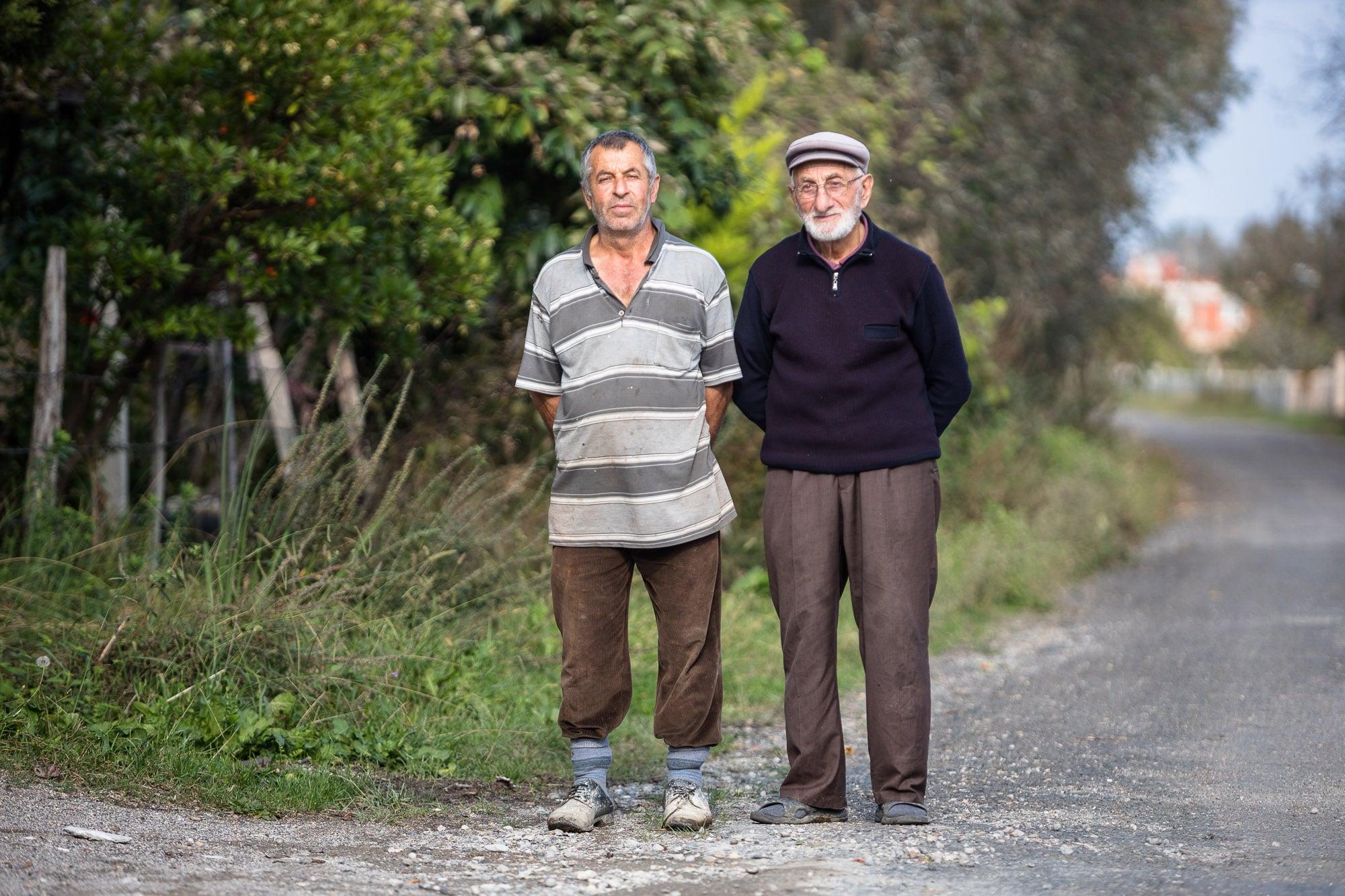 Georgians in Midrebolu