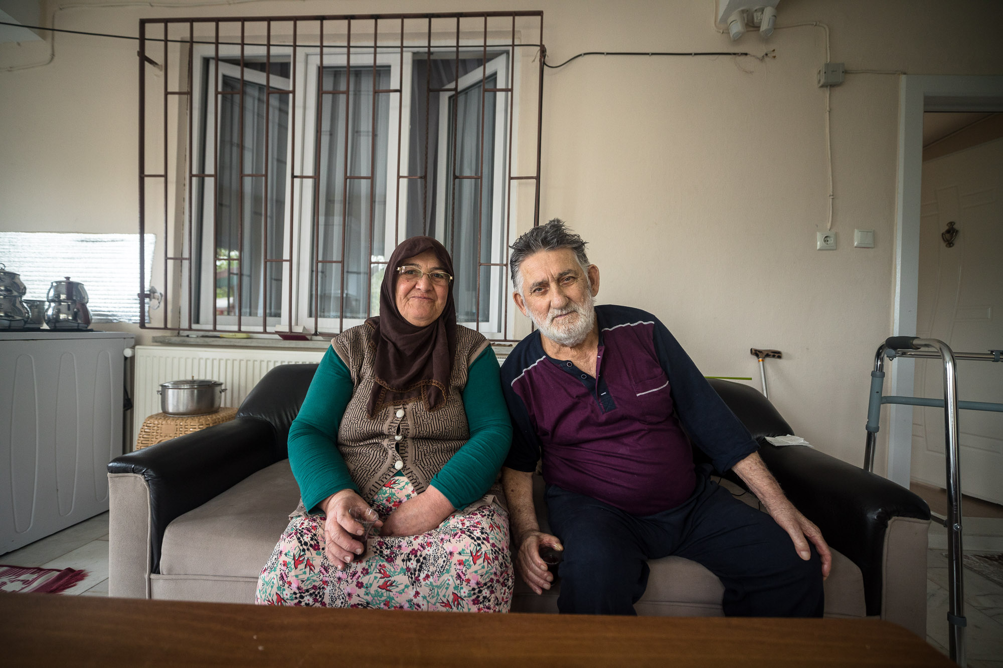 Emine and Hasan