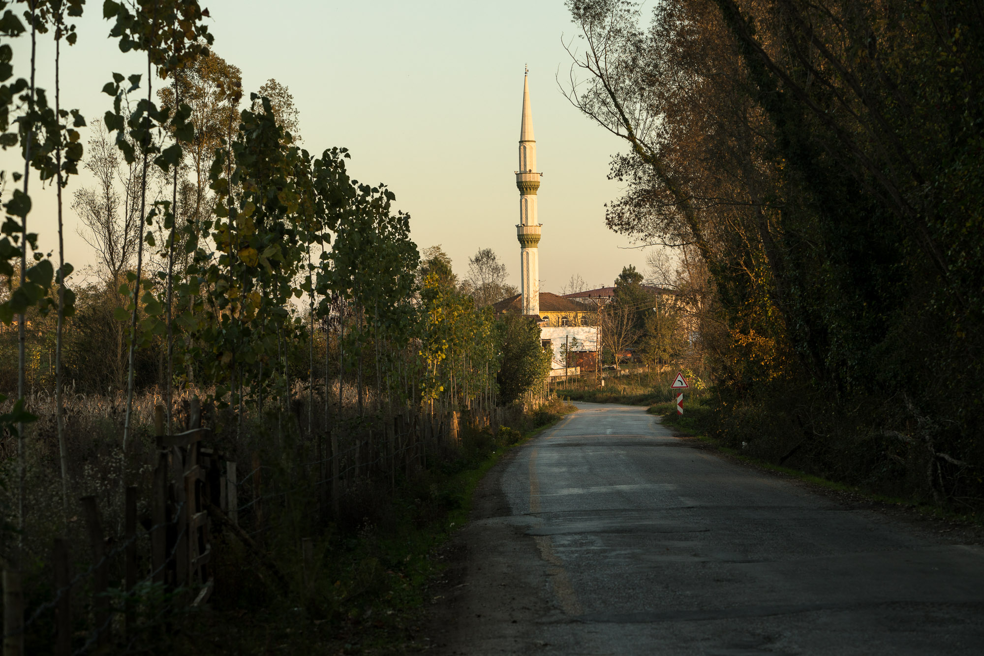 mosque near Carsamba