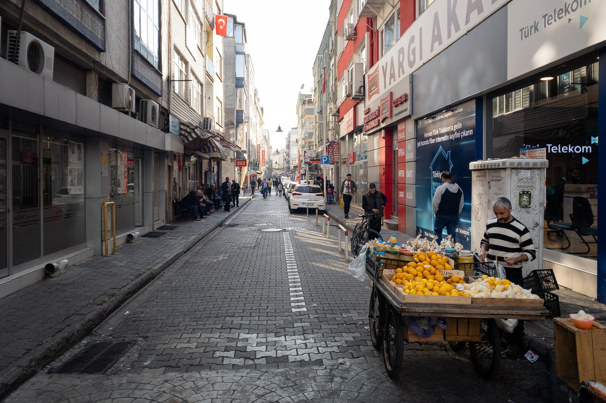 Samsun street