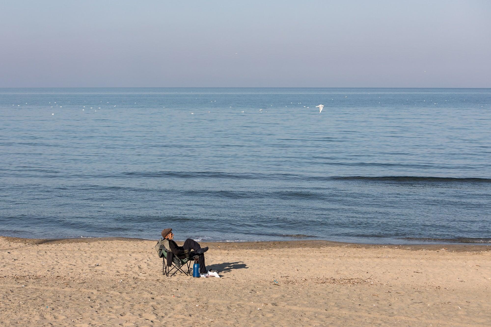 Samsun beach