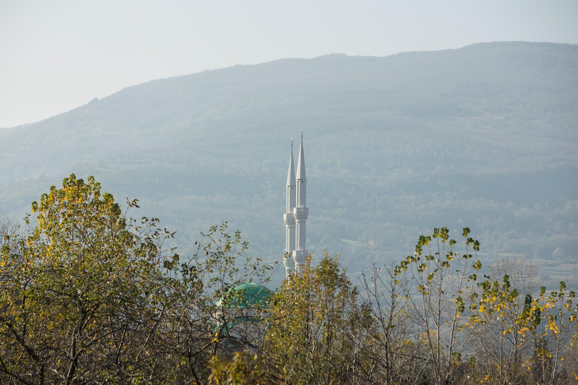 mosque in Yenikent