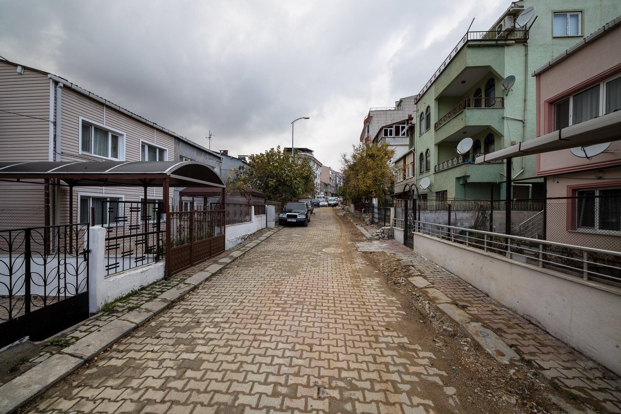 street in Gerze