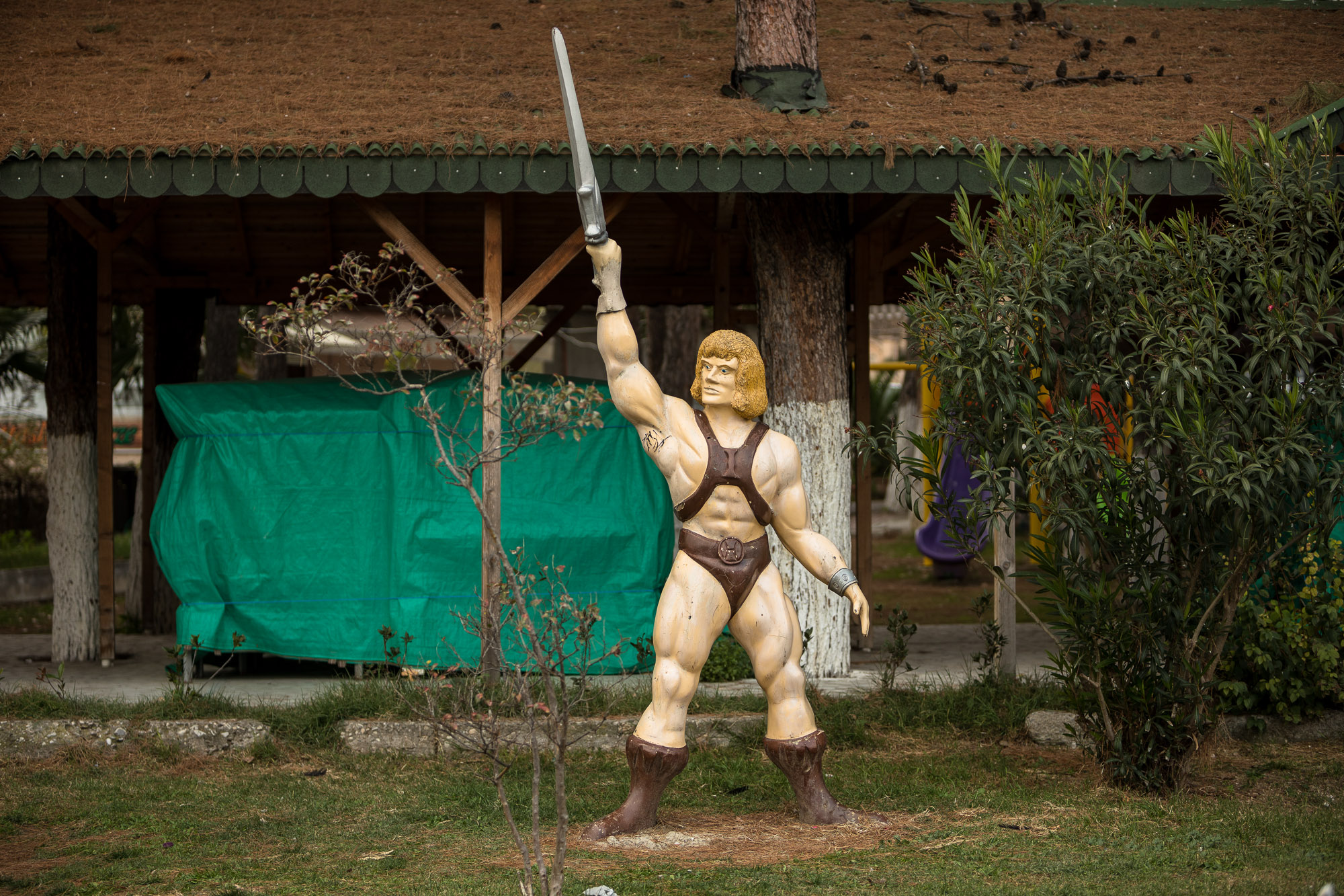 He-Man in Gerze