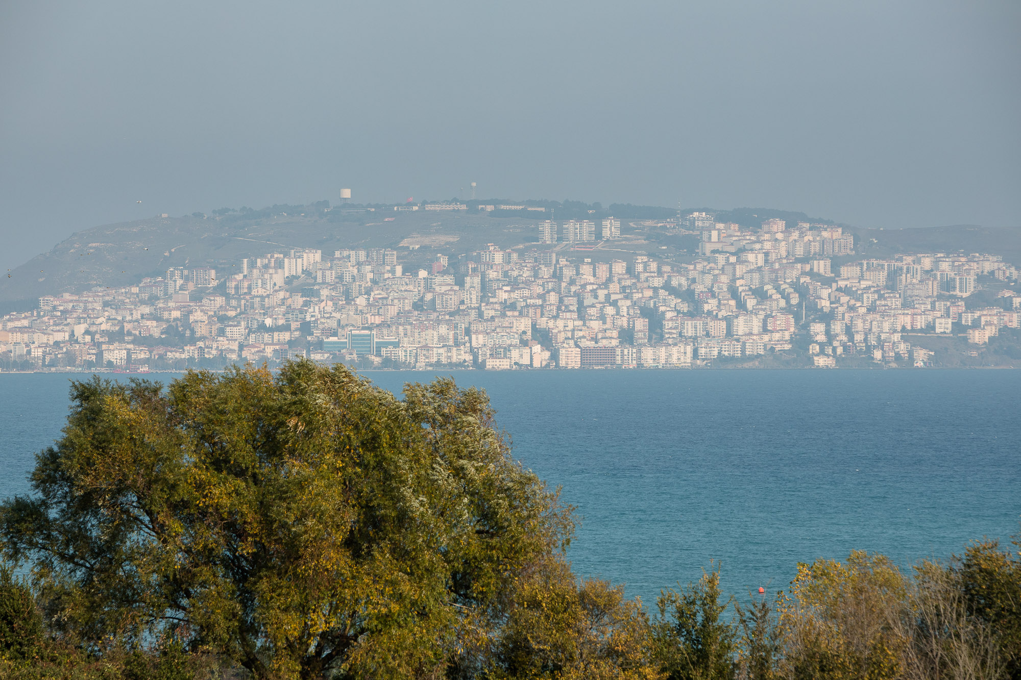 Sinop from afar