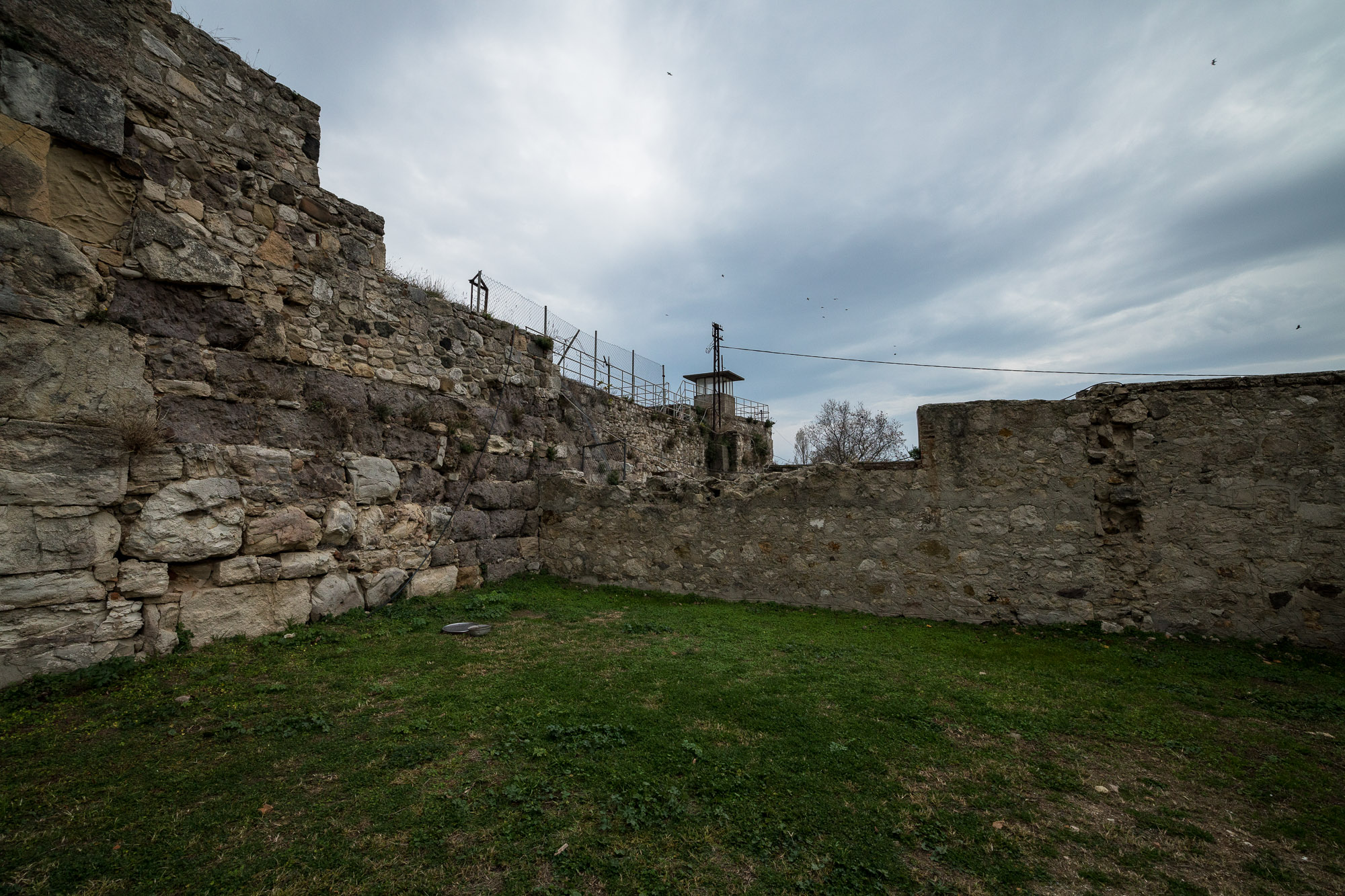 old prison of Sinop
