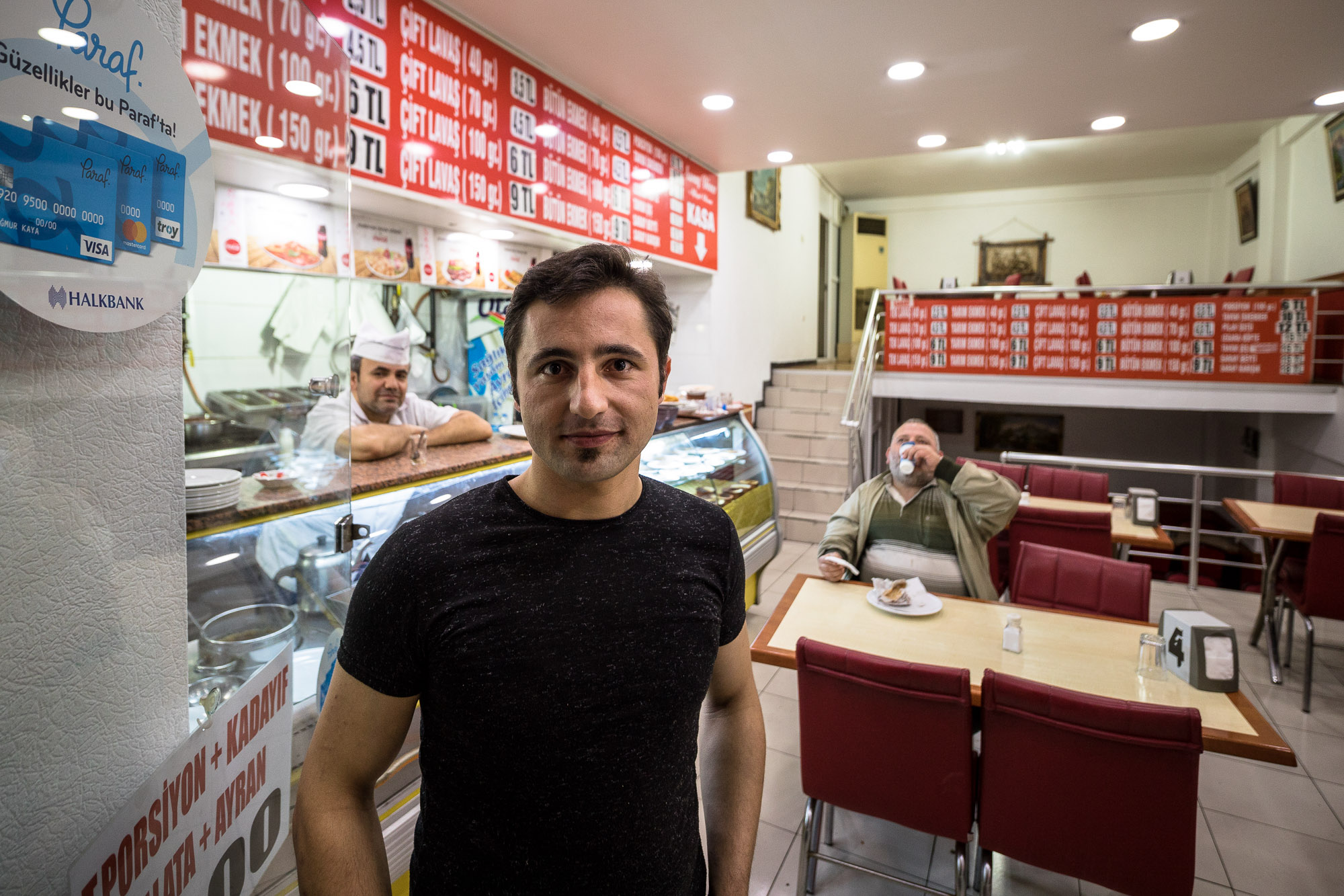 restaurant in Samsun