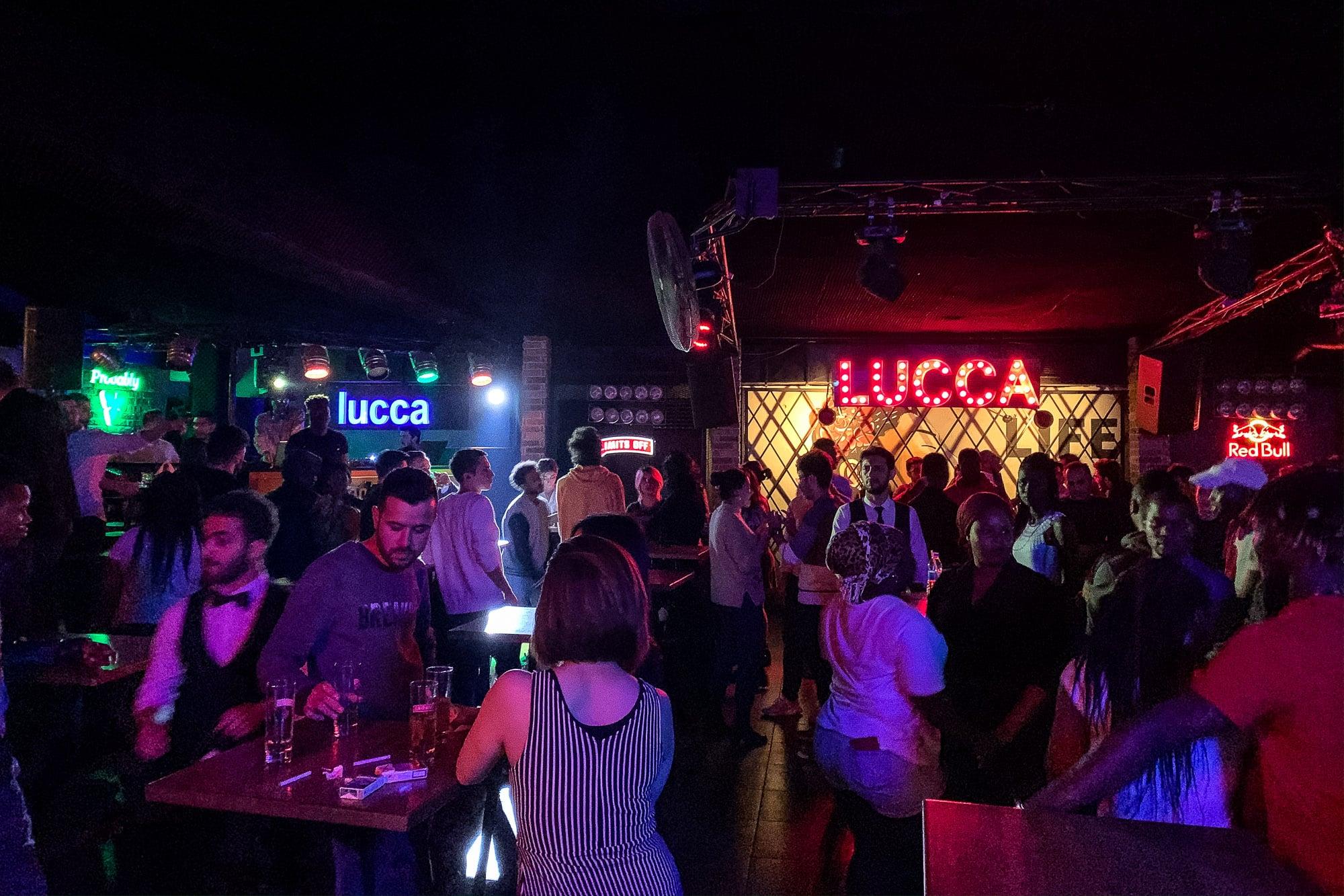 clubbing in Samsun