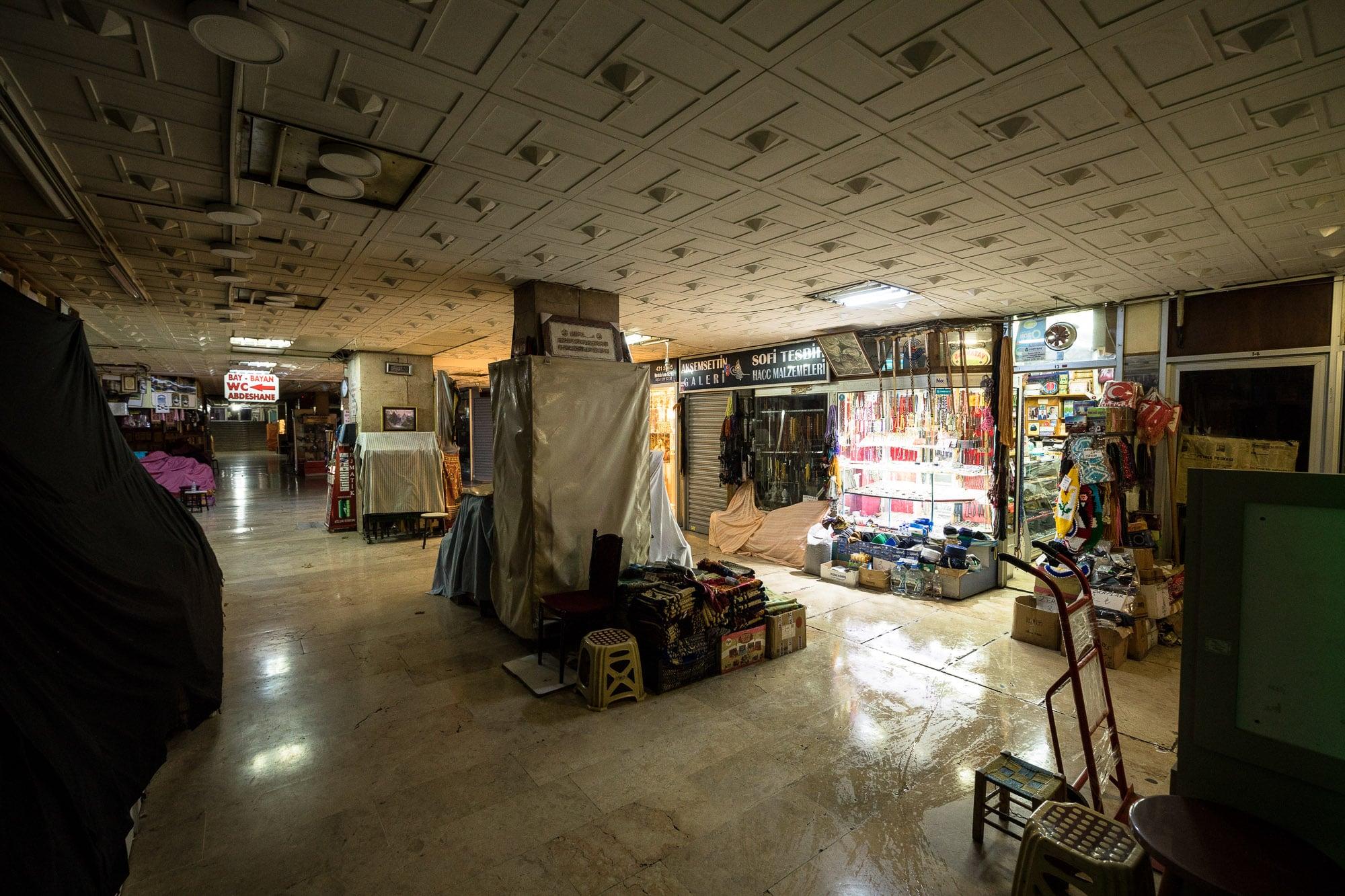 Samsun shops