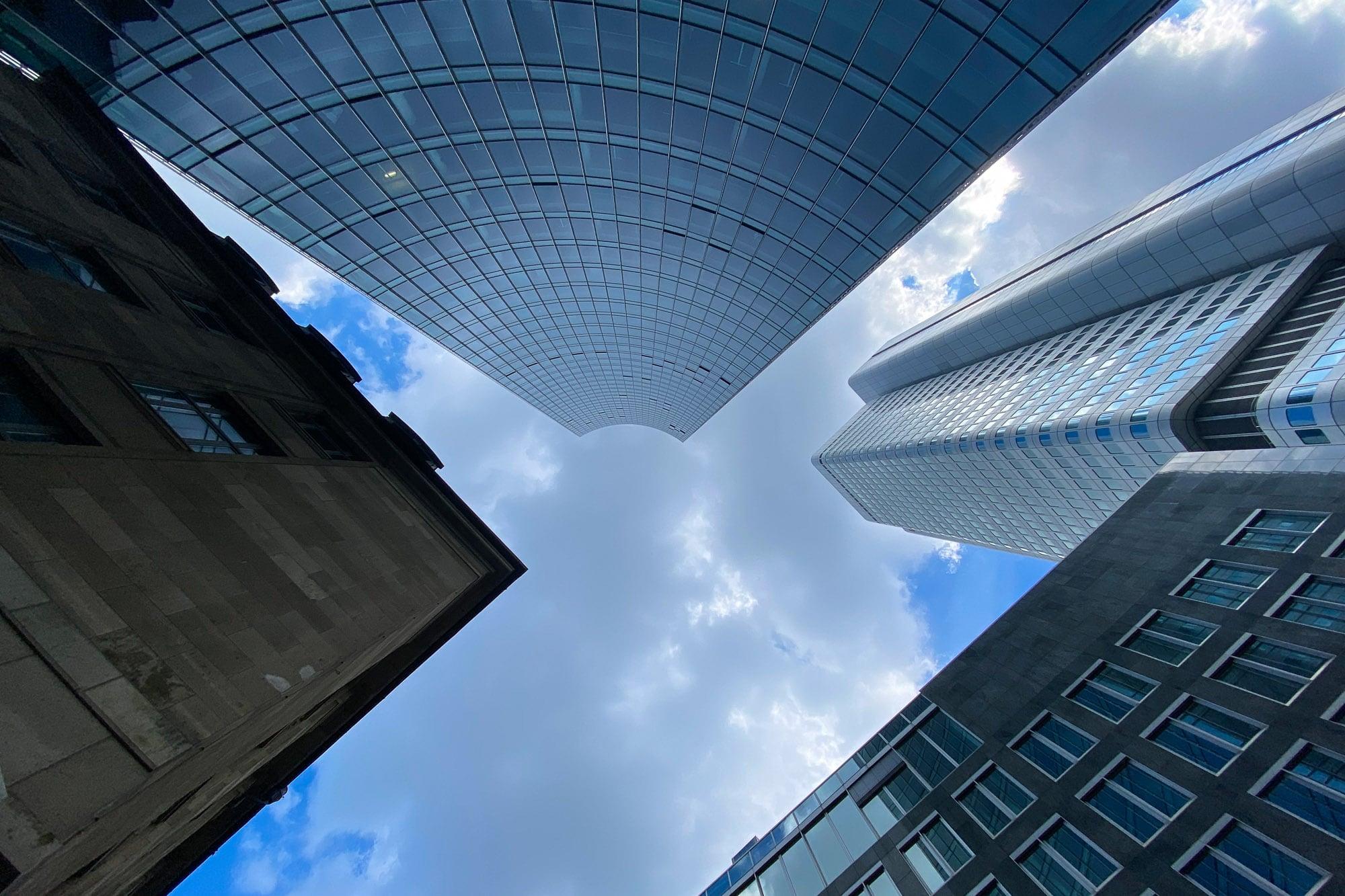 Frankfurt tall buildings